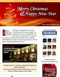 Christmas and New Year Newsletter