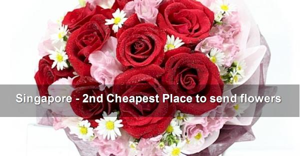 cheapest flower delivery