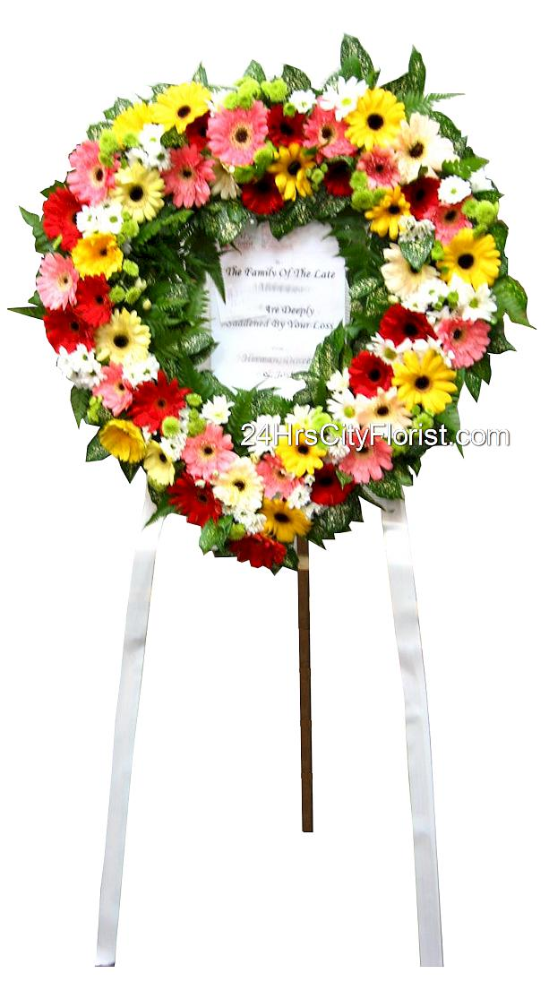 Wreath Delivery Singapore – Condolence Messages | 24 Hrs City