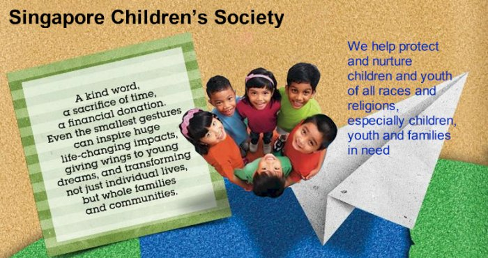 about Singapore children society