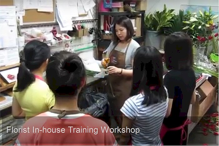 florist training workshop