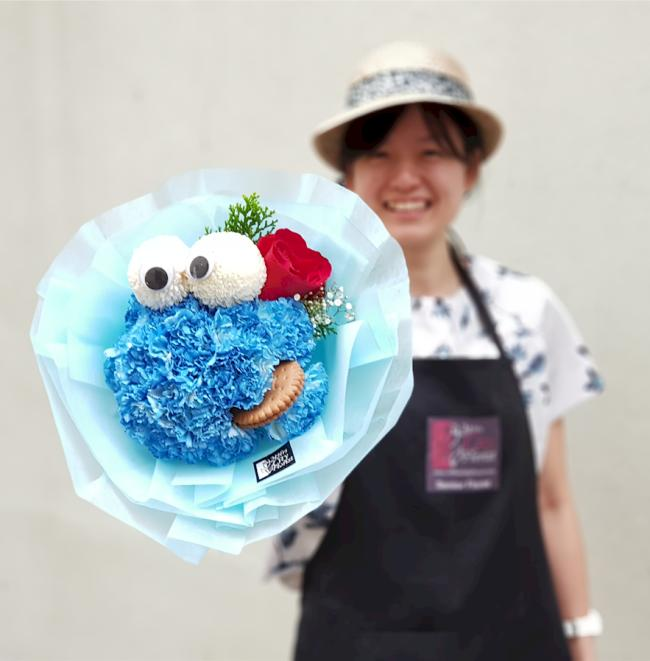 Cookie Monster Bouquet