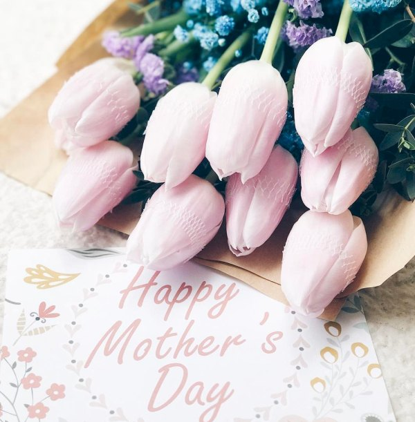 Celebrating Mother's Day with Flowers