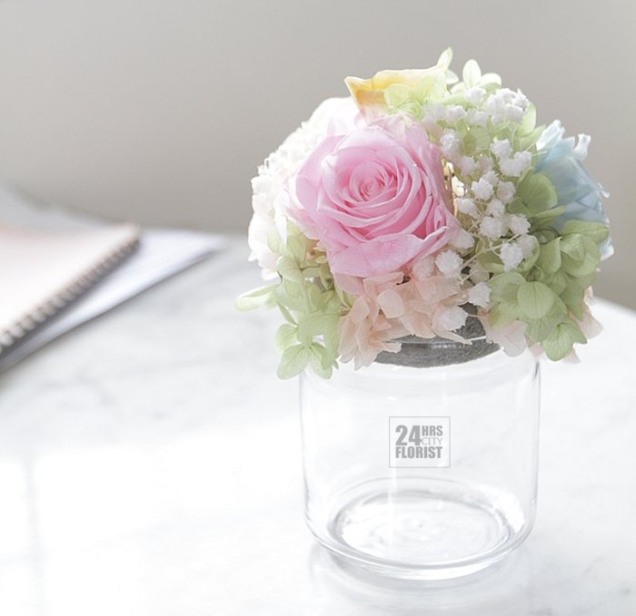 preserved flowers for mom