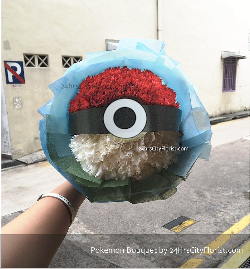 pokemon bouquet