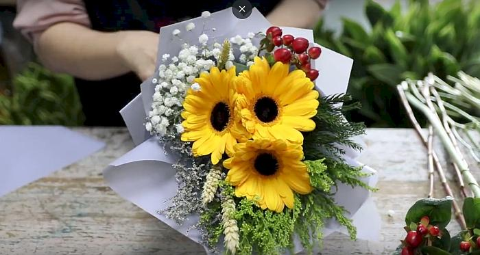 Image result for gerbera bouquet