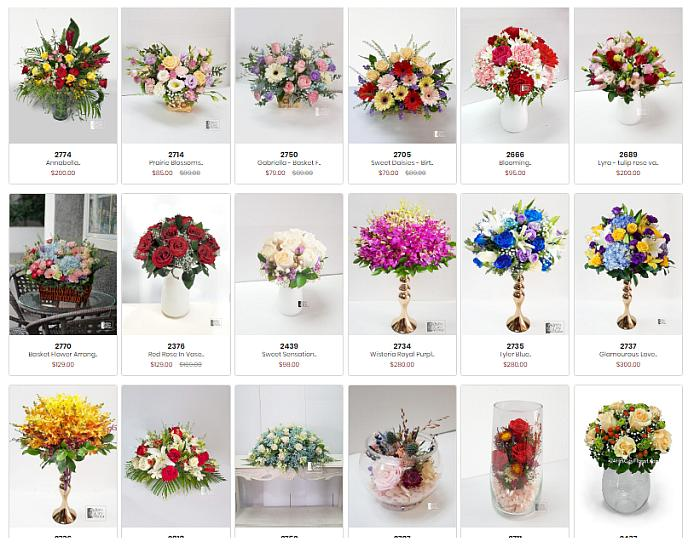 Types Of Table Flower Arrangement 24hrs City Florist,How To Draw A Bedroom Step By Step Easy