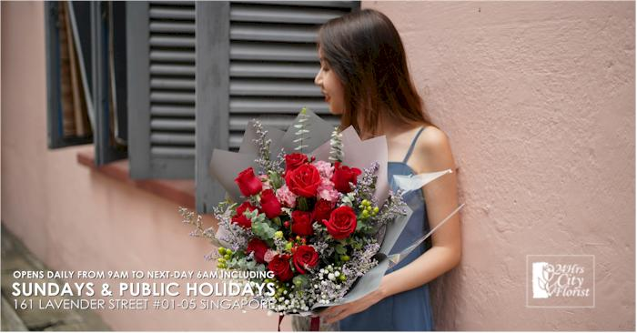 What Do Women Want For Valentine S Day 24hrs City Florist