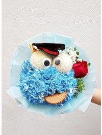 Cookie Monster Gradu..