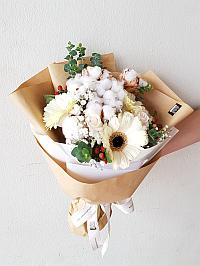 Cotton Bouquet..