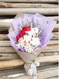 Cotton Flower Bouque..