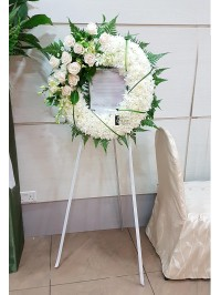 Memorial Wreath..