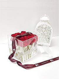 Rose Acrylic Box (Pl..