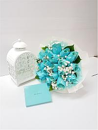 Tiffany Rose Bouquet..