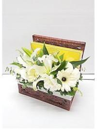 TWG Floral Basket..
