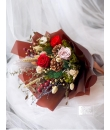 Christmas Bouquet Preserved Flowers