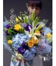 boutique flower bouquet