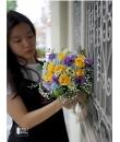 hydrangea bouquet