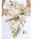 Waterfall Bridal Bouquet