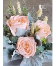 mini table flower arrangement