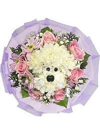 Poodle Bouquet..