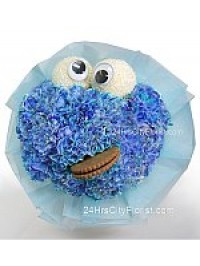 Cookie Monster Bouqu..