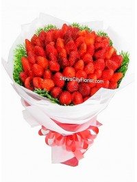 Strawberry Bouquet ..
