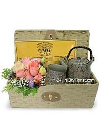 TWG Tea Set..