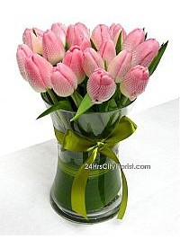 A5 Sweet Tulips..