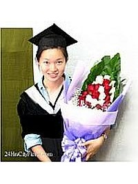 Graduation Bouquet..