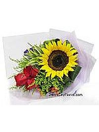 Sunflower Bouquet..