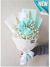 Tiffany Blue Rose..