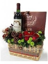 Wine Chocolate Gift ..