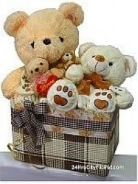 A3 Box Full Of Bears..