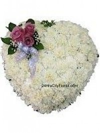 Heart Shaped Casket ..
