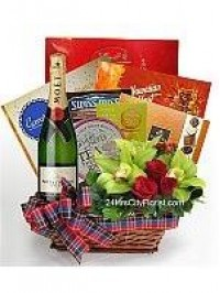 Sleigh Luxury Hamper..