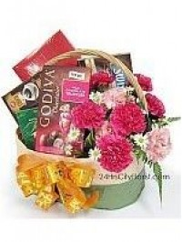 Chocolate Basket - M..