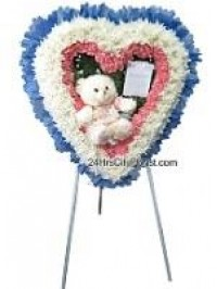 Heart Shaped Wreath ..