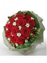 Red Rose Bouquet..