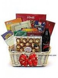 Gift Basket Blessing..