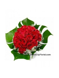 A2 Red Rose Bouquet..