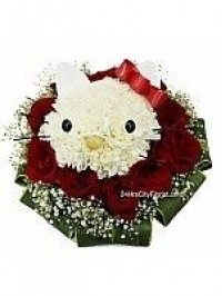 Hello Kitty Bouquet ..