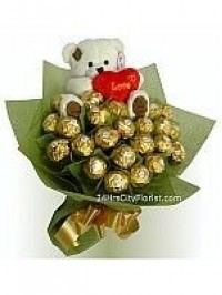 Rocher Bouquet with ..
