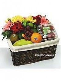 Blaze - Fruit Basket..