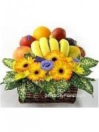 Fruit Flower Basket..
