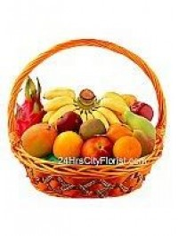Fruit Basket Deliver..