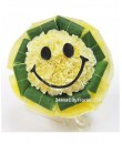 Smiley Bouquet - Florist Singapore - Free Flower Delivery - Call: 65-6396 42232