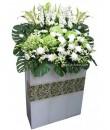 Grand Condolences Flower Stand