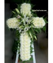 Condolence Cross Pom