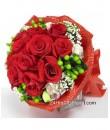 Chinese Valentine Bouquet